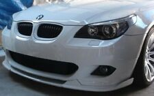 Spoilerlippe für BMW 5er E60 E61 M Paket Spoiler Front Diffusor 560L Schwert