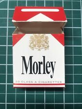 Extremely Rare The X-Files Movie Prop Morley Smoking Man Cigarette Pack Original
