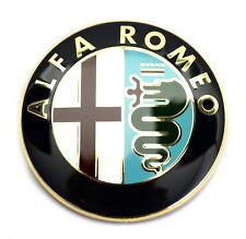 ALFA ROMEO 147 156 GT Emblema Logo Posteriore Emblema Logo PORTELLONE 156048134