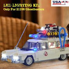 Led Light Kit Fits Lego 21108 Ghostbusters Ecto-1 Lighting building blocks Us