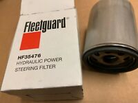 ONE GENUINE FLEETGUARD HYDRAULIC POWER STEERING FILTER HF35476