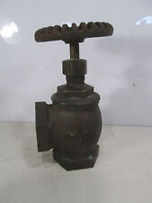 Vintage Crane 125 Brass Globe/Angle Valve