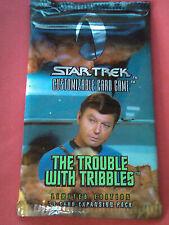 Juego de tarjetas coleccionables de Star Trek Tribbles