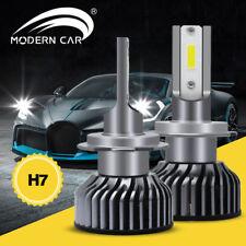 H7 120W 10800LM LED Headlight Kit Hi/ Lo Fog Lamp Bulb Conversion Xenon Mini