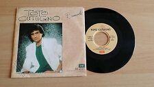 """TOTO CUTUGNO - BUONANOTTE - 45 GIRI 7"""" - ITALY PRESS"""