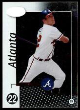 New listing 2002 Leaf Certified Marcus Giles Atlanta Braves #99