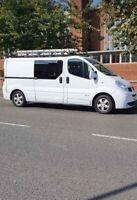 2012 renault trafic sport  sport crew cab 6 seater vivaro transit boxer