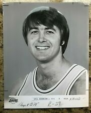 GAIL GOODRICH 1974-1979  PRESS PHOTOS - LOS ANGELES LAKERS NEW ORLEANS JAZZ