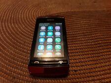Handy Nokia 306 schwarz- rot ohne Simlock Smartphone