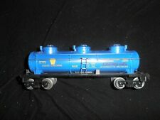 LIONEL 6-16124 PENNSYLVANIA SALT THREE-DOME TANK CAR 1993, NIB