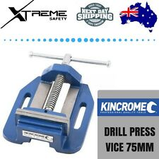 Kincrome Heavy Duty Steel Drill Press Vice 75mm (3″) Industrial Workshop SG Iron