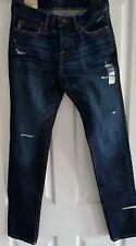 Abercrombie and Fitch Jeans Nuevo w29 L 32 Nuevo