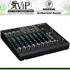 Mackie 1202VLZ4 12-CHANNEL COMPACT MIXER High-Head Mic Line Mixer w/Onyx Preamps