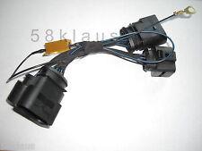 Audi A4 S4 8H Cabrio Facelift Rückleuchten Heckleuchten Adapter Kabel Set in A4