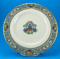 6 Lenox China Autumn Salad Plates Presidential Collection Gold Backstamp
