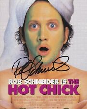 ROB SCHNEIDER SIGNED THE HOT CHICK 8X10 PHOTO 2