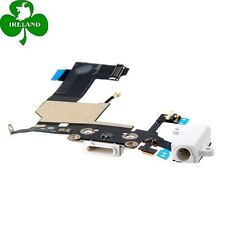 FOR iPHONE 5 5G CHARGING USB DOCK PORT FLEX WHITE REPLACEMENT NEW