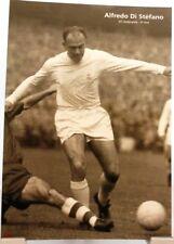 Alfredo Di Stefano Fußball Nationalspieler Spanien u.a. Fan Big Card Edition D24