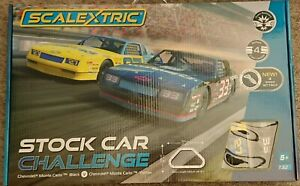 SCALEXTRIC C1383 Stock Car Challenge 1/32 BOX SET NEW