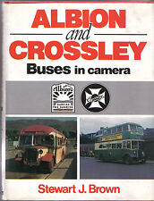 Albion & Crossley Buses in Camera Valkyrie Victor Venturer Viking Clydesdale +