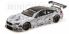 BMW M6 Gt3 Presentation Spa 2015 Minichamps 1 18 155152699