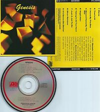 GENESIS-GENESIS-1983-JAPAN-ATLANTIC RECORDS 7 80116-2  (814287-2)-CD-MINT-
