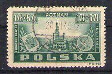 POLOGNE - POLSKA Yvert n° 447 oblitéré