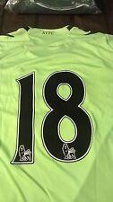 Aston Villa  match Jersey #18 worn by players