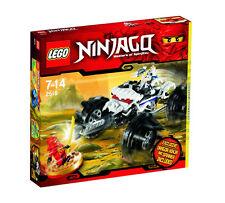 2518 NUCKALS ATV Includes Kai Drago lego legos set NEW ninjago NISB ninja