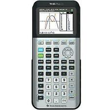 Texas Instruments Ti-84 Plus CE Graphing Calculator - Galaxy Grey