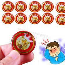 10pcs Essential Tiger Balm Oil QingLiangYou For Headache Carsickness Itch Relief