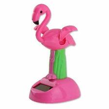 Flamingo Flip Flap Solar Powered luz activado novedad Bailando Con Figura