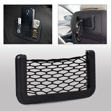 Hotsale Car Storage Pouch Net String Bag Phone Holder Ticket Pocket Organizer
