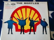 THE BEATLES - HELP - SHELL COVER - ONLY MADE IN DUTCH AND SWEDEN 1979 - MINT