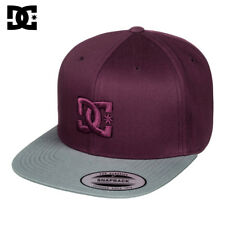 DC Shoes Snappy Snapback Baseball Cap Hat Port Royale NWT Skate Surf Streetwear
