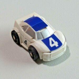 Hasbro Mini Bot Shots Transformer #39570 Car to Robot 2011 Tomy 7340