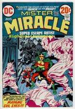 MISTER MIRACLE 14, VF+, Jack Kirby, Madame Evil, Satan, 1971, Mike Royer