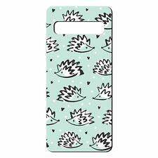 Para Samsung Galaxy S10 Funda de Silicona Hedgehog Patrón - S2254