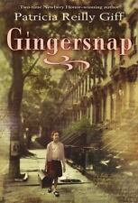 Gingersnap: By Patricia Reilly Giff