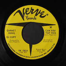 GARNET MIMMS: Can You Top This / We Can Find That Love 45 (dj, Northern Soul)
