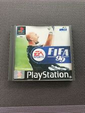 FIFA 99 - Jeu Playstation 1 PS1 - Complet Pal FR