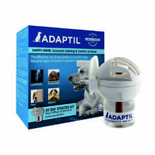 Adaptil 30 Day Starter Kit Plug in Diffuser 48ml Refill Dog Puppy Calming Remedy