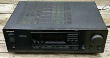 Onkyo AV Receiver Amplifier Tuner Stereo Dolby Pro Logic Surround TX-SV343