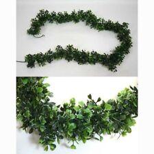 Buchsgirlande 170cm GA - Kunstpflanzen künstliche Buxgirlande Buchsbaumgirlande