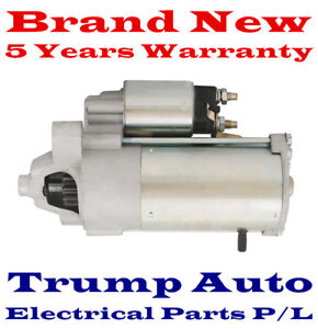 Starter Motor fit Ford Mondeo MA MB MC MD engine D4204T 2.0L Diesel 07-15