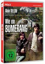 Wie ein Bumerang * DVD Gangsterthriller mit Alain Delon * Pidax Film Neu