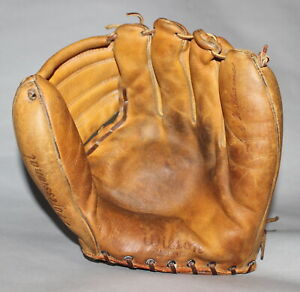 Antique Vintage 1950's Wilson A2078 Ted Williams leather baseball glove