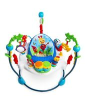 Baby Einstein Neighborhood Symphony Adjustable Jumper Music Removable Toys New