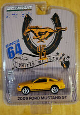 Greenlight Collectibles Anniversary Collection Series 3 2009 Ford Mustang GT