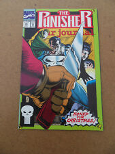 Punisher War Journal 39 . Marvel 1992 . VF